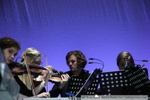 Einsturzende Neubauten live at Le Guess who ph. Francesca Fiorini Mattei for Lostingroove.com