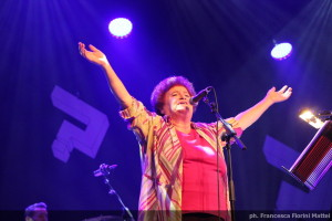 Selda and Boom Pam live Le Guess Who? ph. Francesca Fiorini Mattei