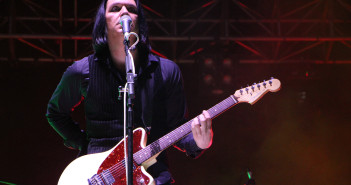 Placebo live at Frequency Festival - ph. Francesca Fiorini Mattei