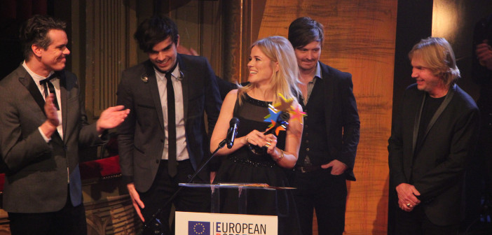 EBBA awards:The common linnets -ph. Francesca Fiorini Mattei